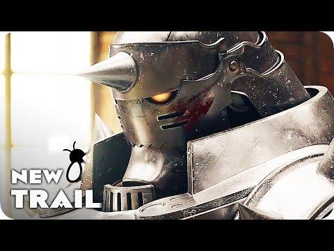 Fullmetal Alchemist Final Trailer (2017) Live Action Anime Adaptation