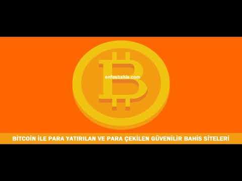 Bitcoin kabul eden bahis siteleri - Enfesbahis.com