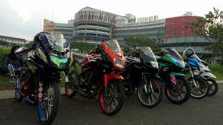 Download Video Kumpulan kawasaki ninja club Indonesia Facebook MP3 3GP MP4
