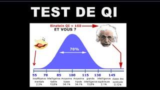 1- test de qi niveau