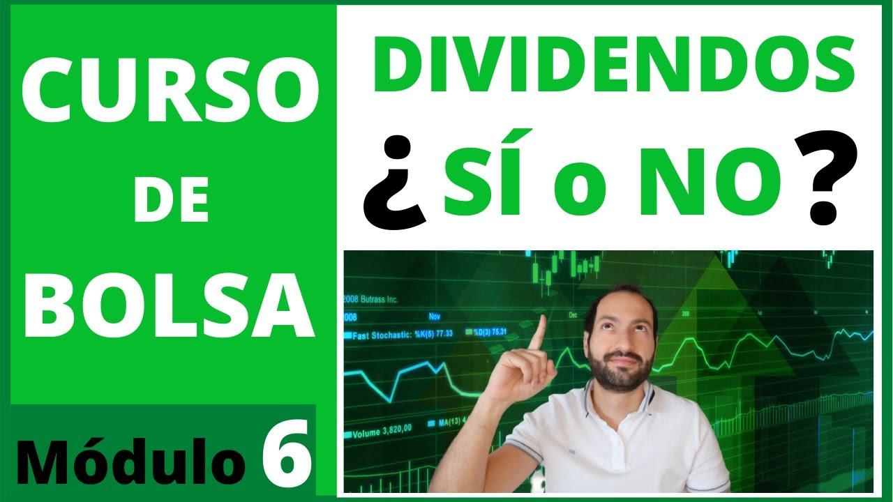 6️⃣ ¿Qué son los dividendos? ¿Son REALMENTE rentables? 🟢 Curso de bolsa #6