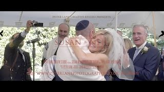 Jewish Wedding at Quaglino's London - Cinematic Wedding videography by Peter Lane Photography