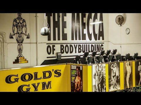 "GOLD'S GYM VENICE, CALIFORNIA Walk Thru Tour ""THE MECCA"""
