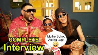 Bachpan Ka Pyaar (Official Video) INTERVIEW - Badshah, Sahdev Dirdo, Aastha Gill, Rico