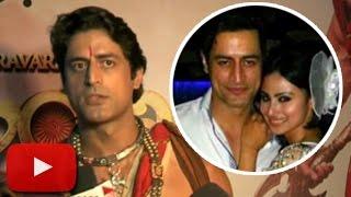 Mohit Raina REACTS On Breakup Rumours With Mouni Roy! Mouni-Mohit BREAKUP