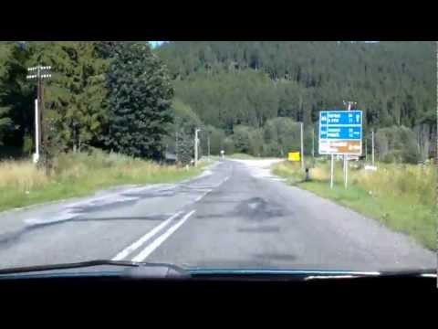Last kilometres of the 66 - Vernár (mountain pass) - Poprad