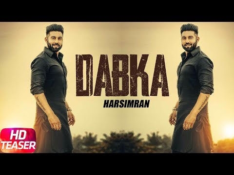 Teaser | Dabka | Harsimran | Sycostyle | Releasing On 19th May | Speed Records