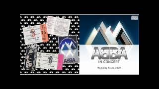ABBA live at  Wembley Arena 1979 song  20 Hole in your soul..wmv