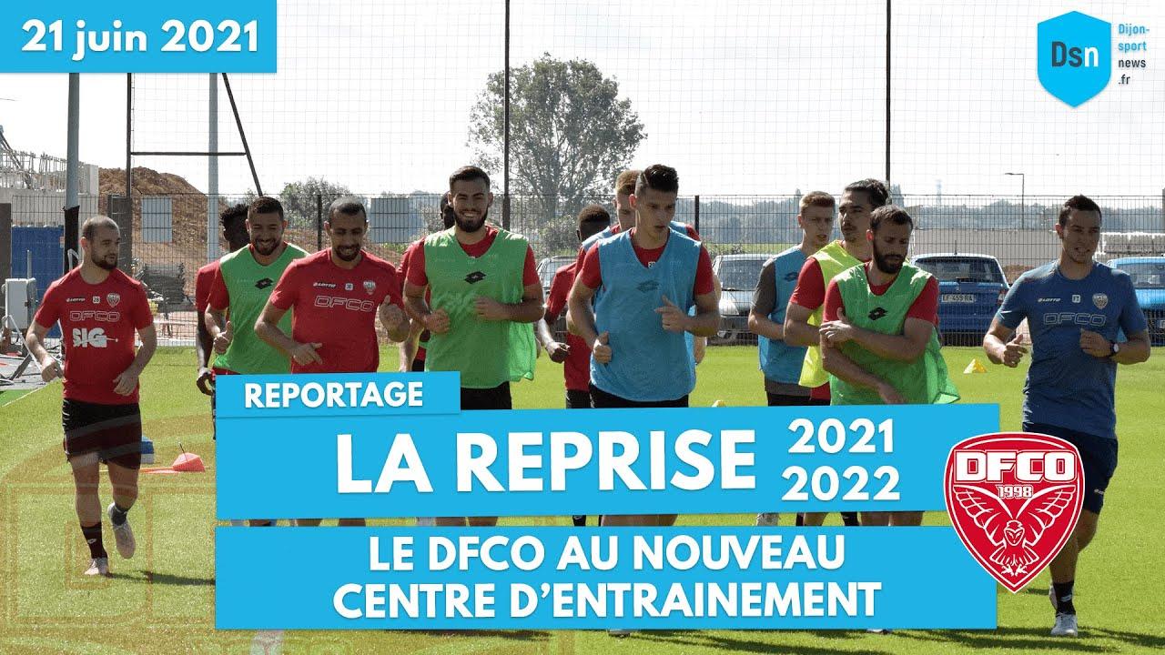 Download DFCO, la reprise 2021-2022 | Reportage