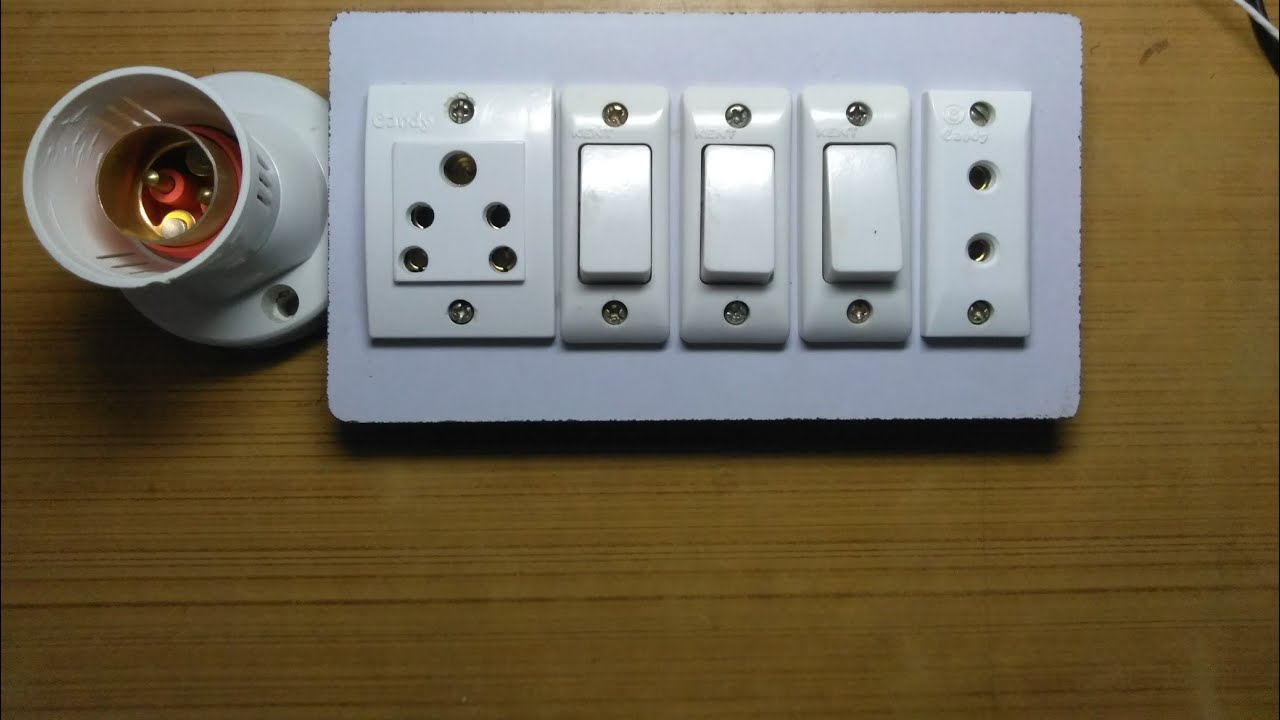 1 5pin socket 3 switch 1 2pin socket 1 holder connection, 15pin socket 3  switch 1 2pin socket