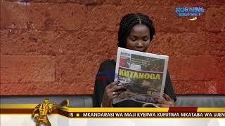 MAGAZETI YA LEO – AZAM TV 14/01/2019