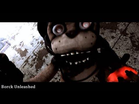 Five Nights at Freddy's New Generation| Death Scene Freddy| HD