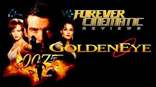 GoldenEye (1995) - Forever Cinematic Movie Review