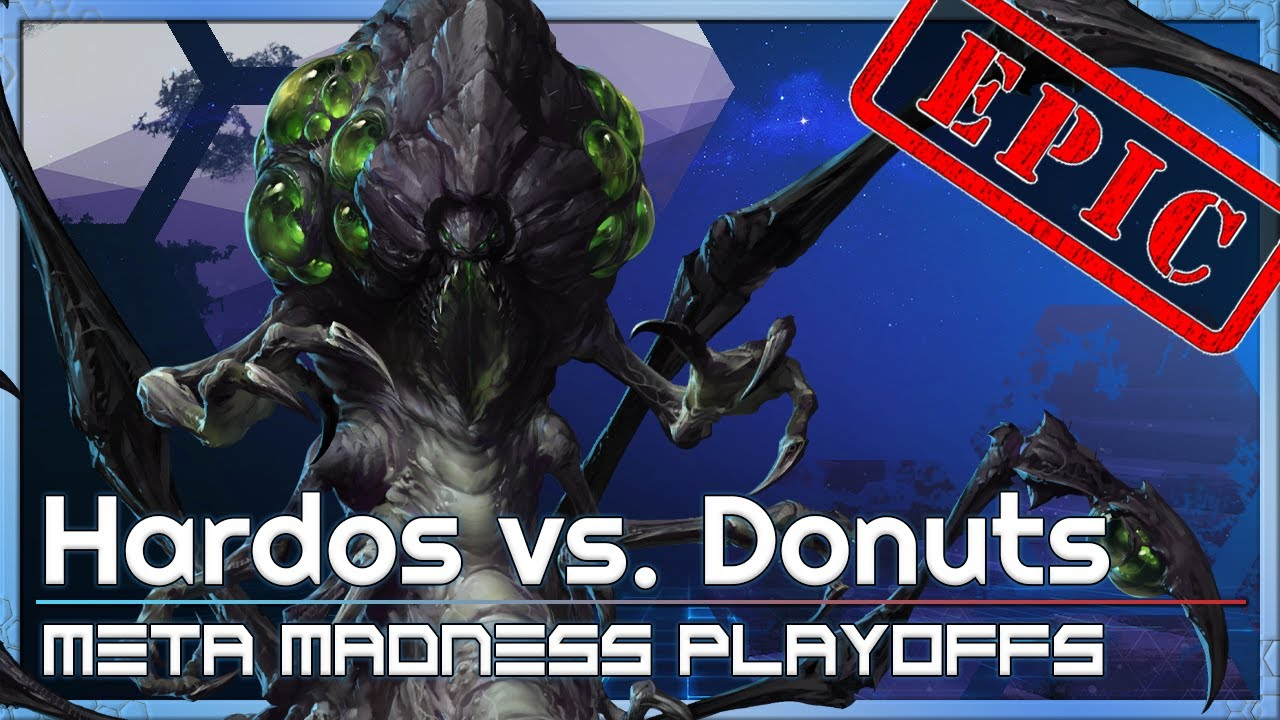 Playoffs: Hardos vs. Donuts - META Madness - Heroes of the Storm