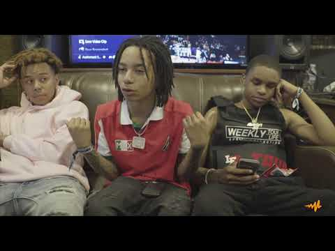 YBN Nahmir Interview About Fame, Chains & More w/ YBN Almighty Jay and YBN Cordae
