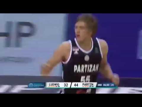 KK Partizan - Uroš nejaki :)