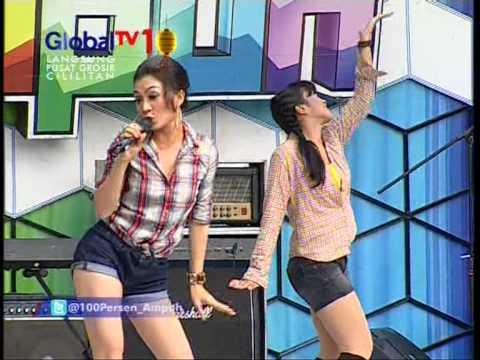 IKA PUTRI Live At 100% Ampuh (10-09-2012) Courtesy GLOBAL TV