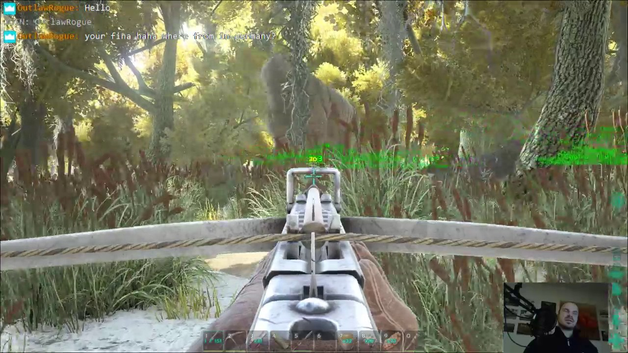 ARK: Survival Evolved - Swamp cave exploring