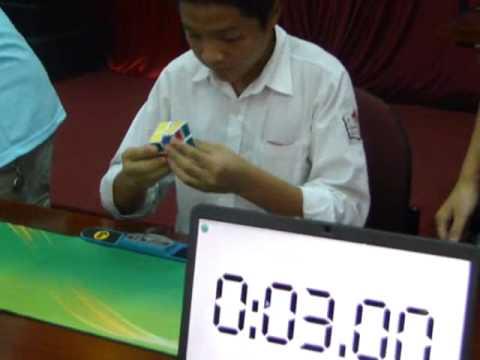 HaNoi Open 2x2 speed