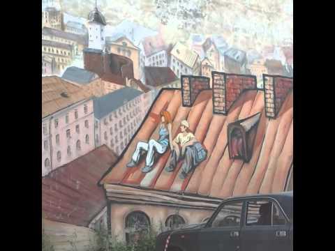 Выборг На стене город