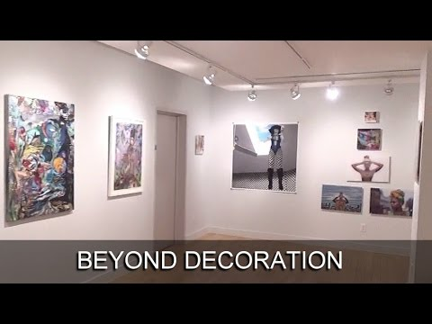 HUDSON GUILD GALLERY - Beyond Decoration