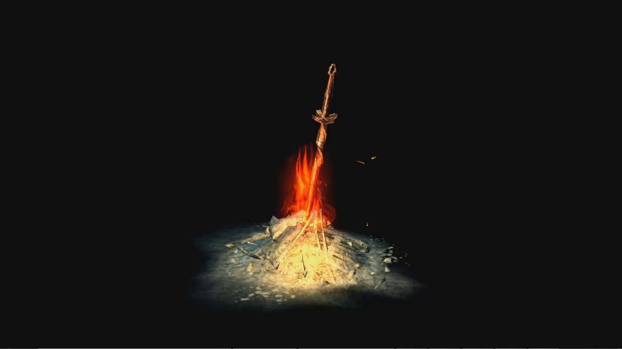 Dark Souls Bonfire Loop Unkindled For Wallpaper Engine Links