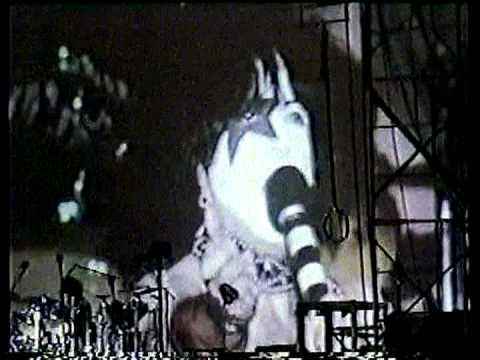 Kiss - Love Gun - Porto Alegre, Brasil 1999
