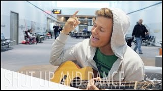 Shut Up and Dance - Walk The Moon (Tyler Ward Acoustic Cover)  With Me