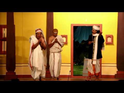 Anubhava Aaradhanai, a play on saint-composer Thyagaraja