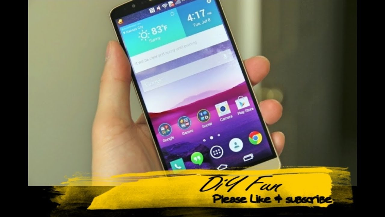 LG G3 D855 COMPLETE DISASSEMBLY AND SCREEN REPLACEMENT