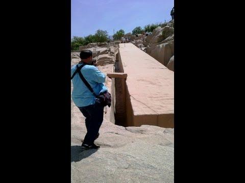 Ancient Egypt: The Unfinished 1200 Ton Obelisk