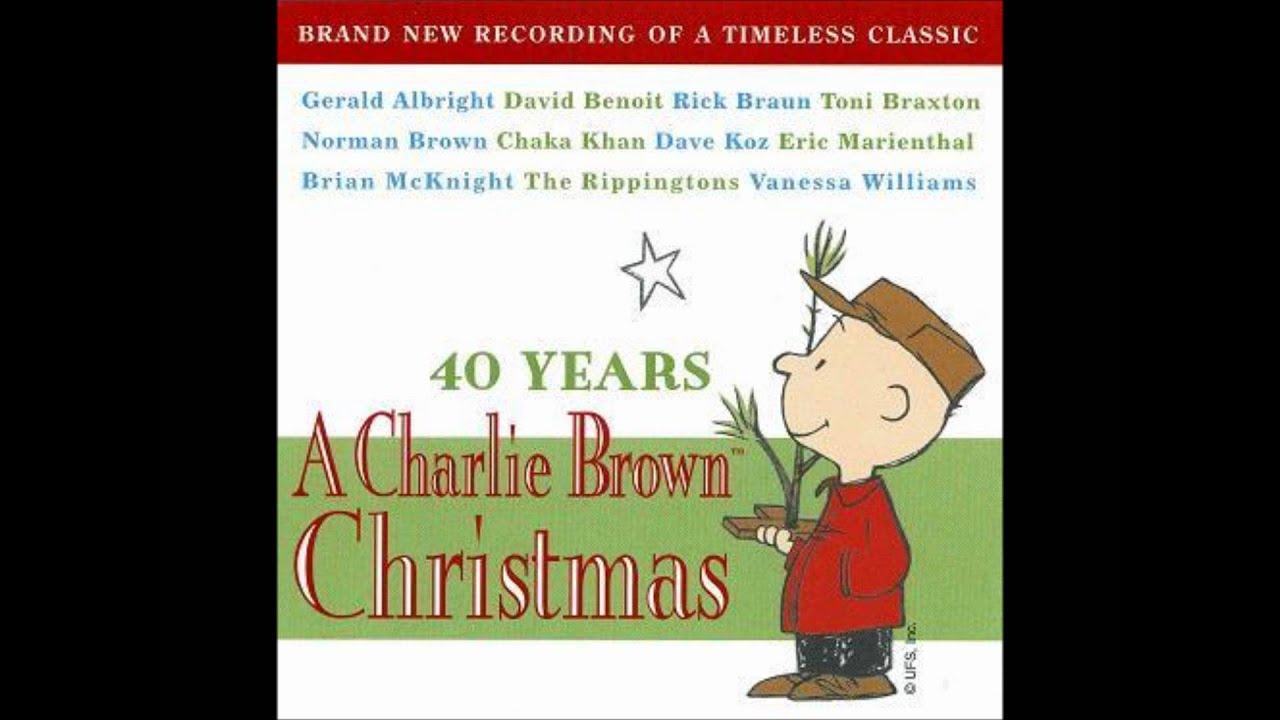 The Christmas Song - Chaka Khan - YouTube
