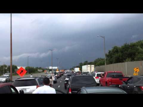 Burlington Skyway Accident Traffic QEW