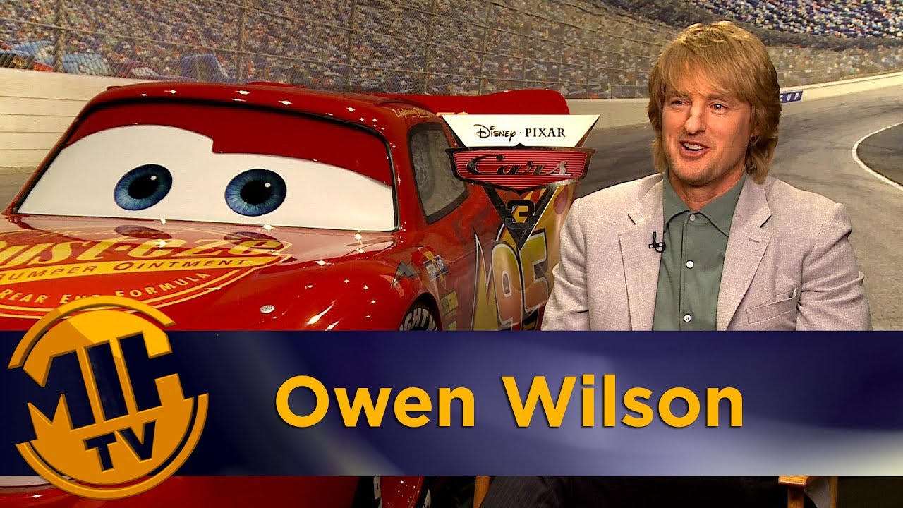 Owen Wilson S Young Sons Are Not Impressed Dad S In Cars 3 Made