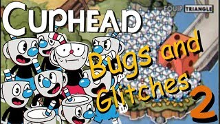 """CUPHEAD"" Bugs and glitches Part: 2"