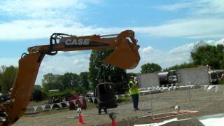 CASE N Series Backhoe Rodeo