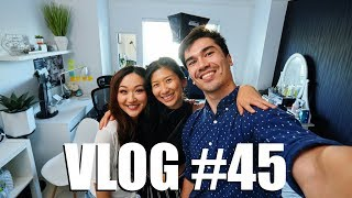 Secret Project with Vanessa Lau! || VLOG #45