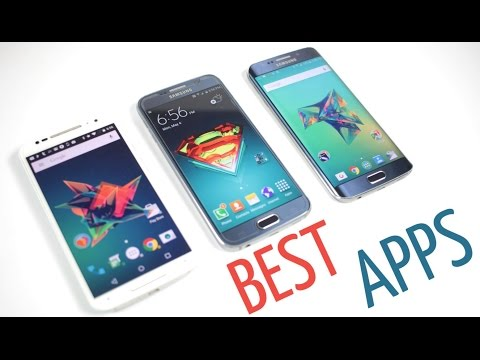 20 Best Must Have Android Apps 2015
