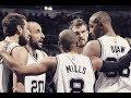 San Antonio Spurs: Top 10 Ball Movement Plays