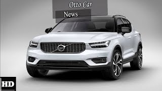 HOT NEWS  !!! Volvo XC4 0 Production  spec & price