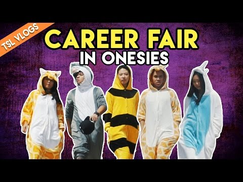 TAKING OVER NTU AND NUS IN OUR ONESIES! | TSL Vlogs