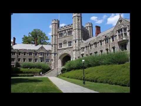 Princeton University in USA