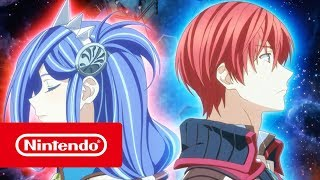 Ys VIII: Lacrimosa of DANA - Launch Trailer (Nintendo Switch)