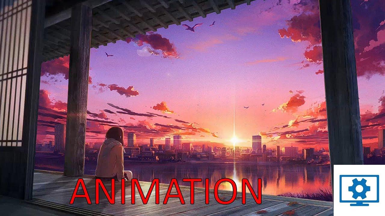 Japan Sunset