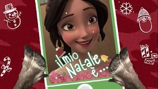 Disney Channel Italia Christmas Bumper 2017 | Buone Feste da Elena di Avalor