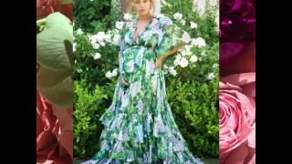 RARE PICS OF BEYONCE A DAY BEFORE GIVING BIRTH! SHE IS AMAZING! A MUST SEE VIDEO
