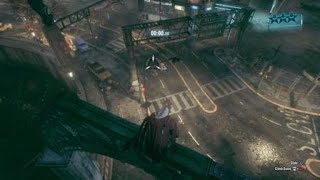 HOW TO GET ON BLEAKE ISLAND FREE ROAMING AS ANY CHARACTER IN BATMAN ARKHAM KNIGHT