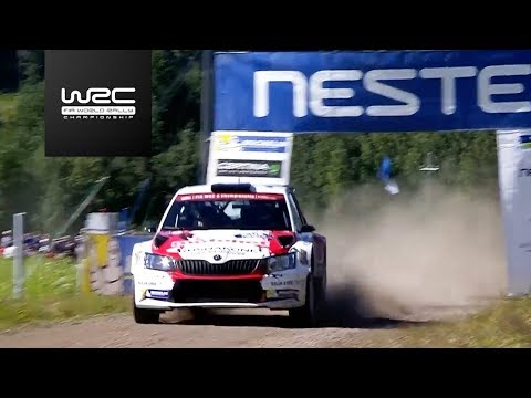 WRC 2 - Neste Rally Finland 2017: WRC 2 Event Highlights