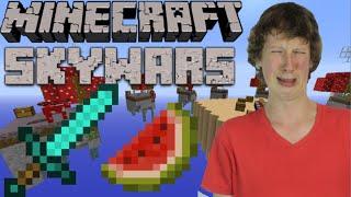 een gemiddelde minecraft video.