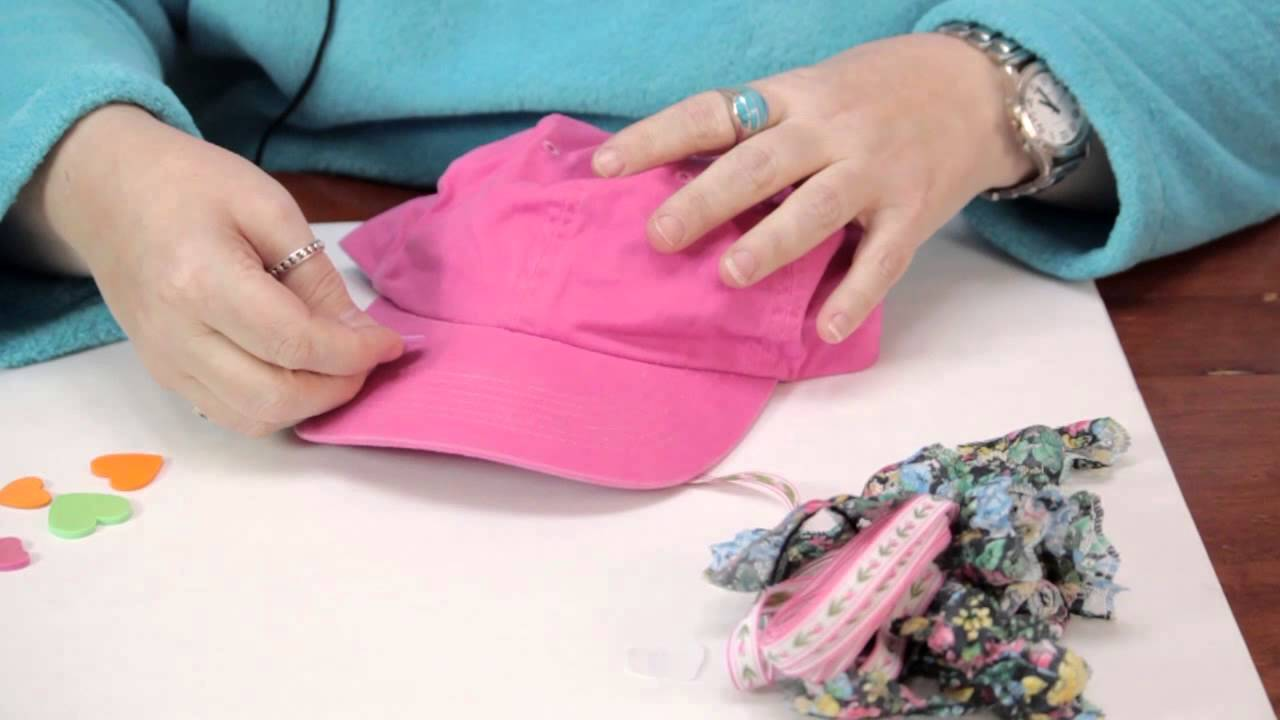 Decorate a Hat Contest Ideas   Custom Crafts - YouTube b6227051bc7